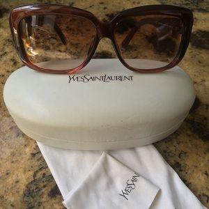 Yves Saint Laurent YSL6150/S Ladies Sunglasses 🕶